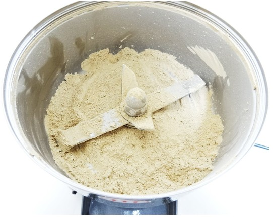 椎茸パウダーの作り方