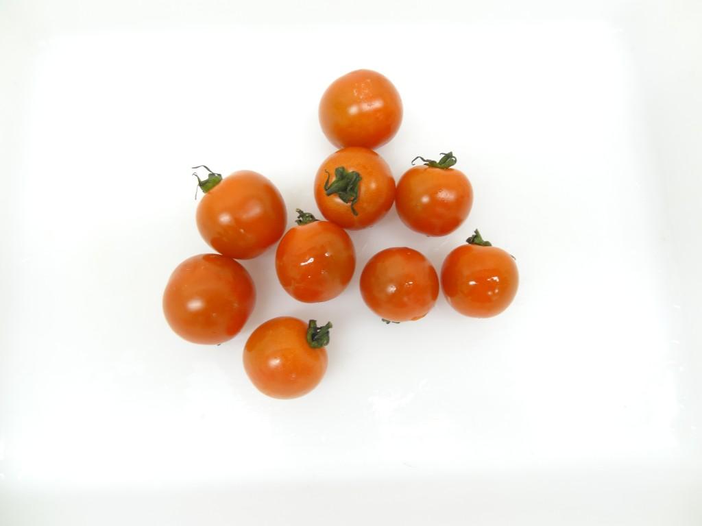 プチトマト そのまま