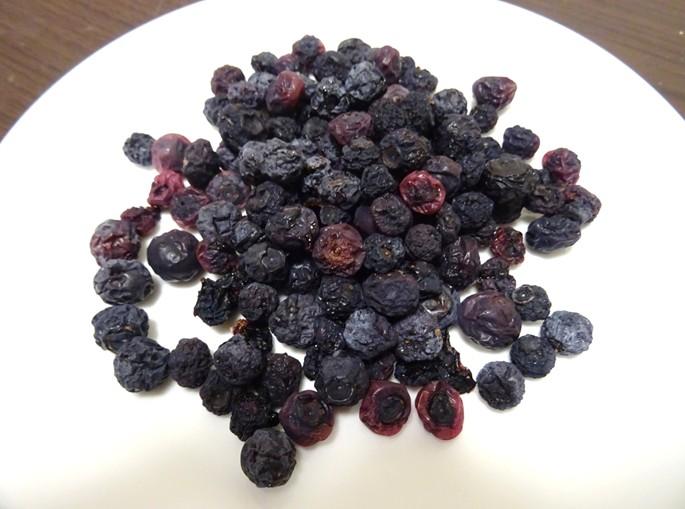 12時間 乾燥ブルーベリー (1)