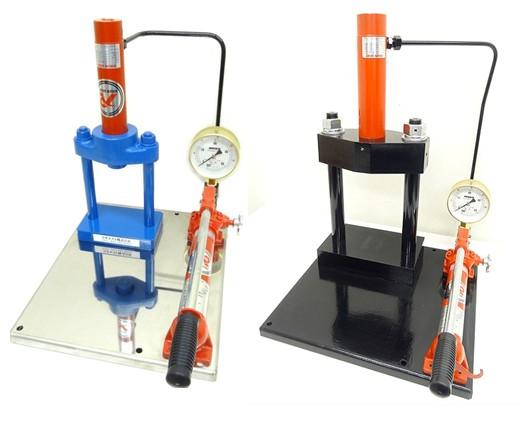 手動油圧プレス機