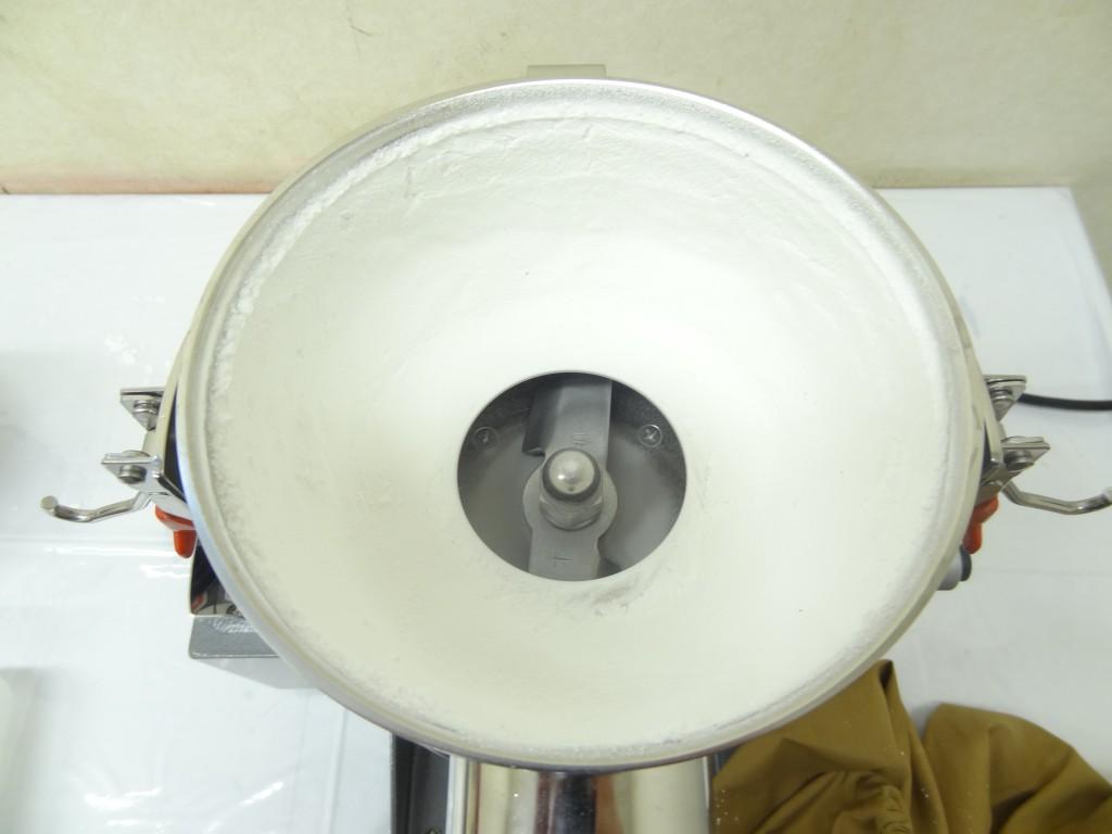 ファインパウダーミル容器