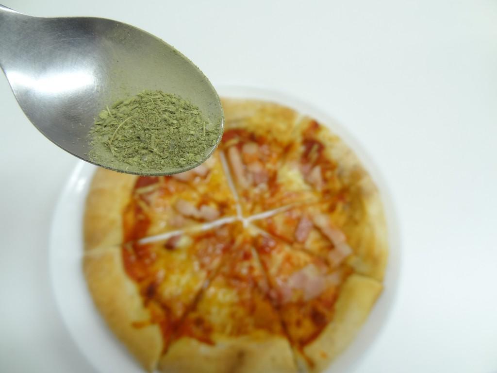 ハーブソルトピザ