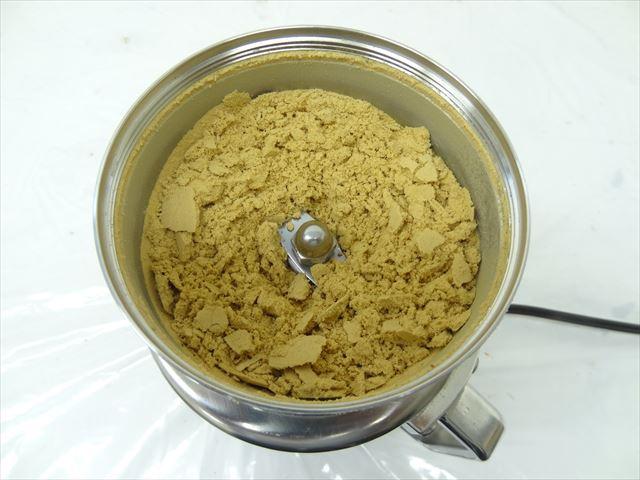 納豆コナッピー001製粉2分