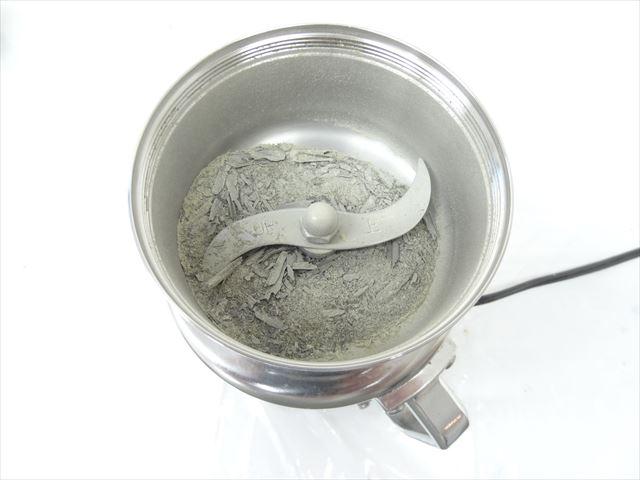 コナッピーで昆布の製粉00110秒製粉