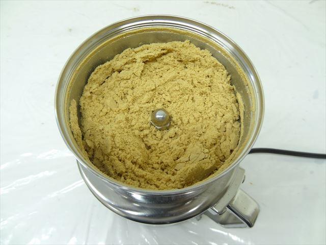 納豆コナッピー001製粉1分