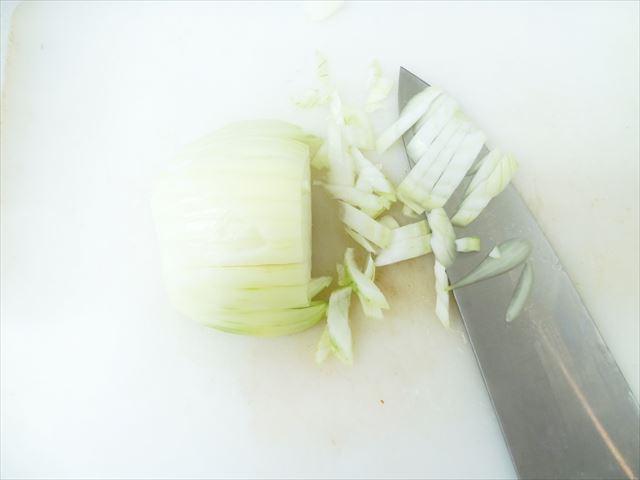 玉ねぎ みじん切り
